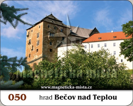 Magnetka - Bečov nad Teplou