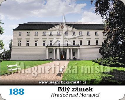 Magnetka - Hradec nad Moravicí - Bílý zámek