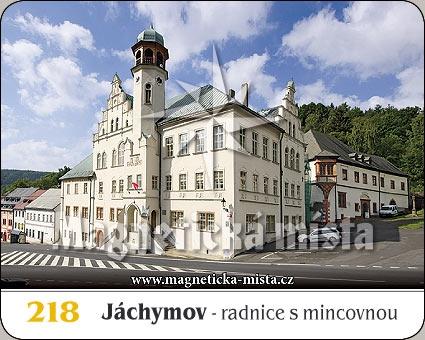 Magnetka - Jáchymov
