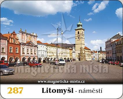 Magnetka - Litomyšl