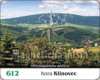 Magnetka - Hora Klínovec