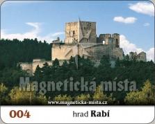 Magnetky: Hrad Rabí
