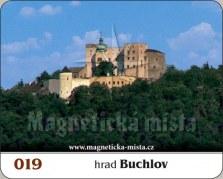Magnetky: Hrad Buchlov