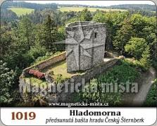 Magnetky: Hladomorna (Český Šternberk)