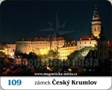 Magnetky: Zámek Český Krumlov