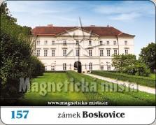 Magnetky: Zámek Boskovice
