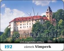 Magnetky: Zámek Vimperk