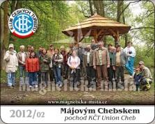 Magnetky: Májovým Chebskem 2012