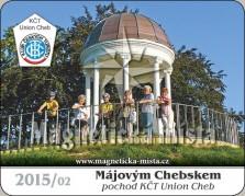 Magnetky: Májovým Chebskem 2015