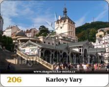 Magnetky: Karlovy Vary
