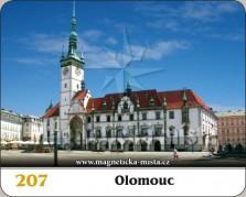 Magnetky: Olomouc