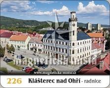 Magnetky: Klášterec nad Ohří