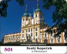 Magnetky: Svatý Kopeček u Olomouce