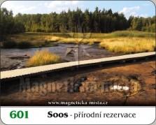 Magnetky: Přírodní rezervace SOOS