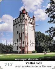 Magnetky: Velká věž - Hradec nad Moravicí