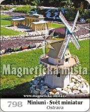Magnetky: Miniuni - Svět miniatur